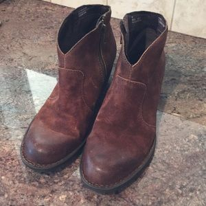 8 Born Ankle Boots